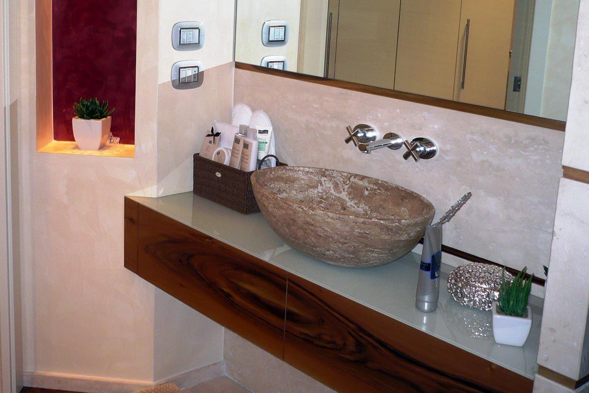 Ristrutturazione bagno senza togliere tags - Togliere piastrelle bagno ...
